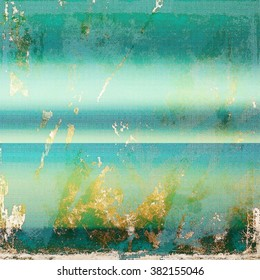 Grunge texture. With different color patterns: yellow (beige); brown; green; blue; white