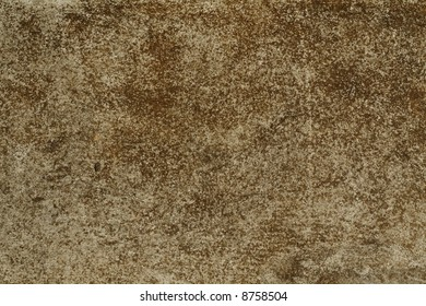 Grunge texture with rust