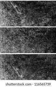 grunge textures and backgrounds set