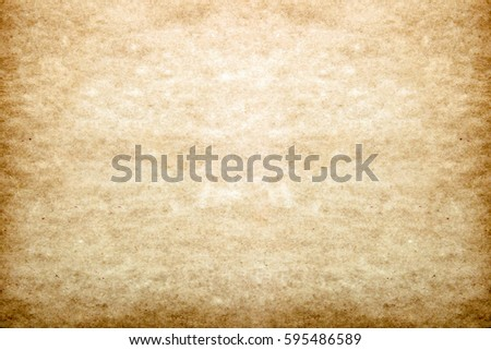 Grunge Vintage Old Paper Texture Background Stock Photo Edit Now