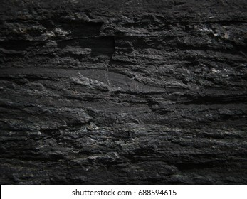 Grunge wall balck stone background textures