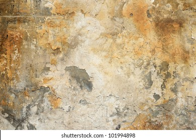Grunge wall of the old house. Textured background