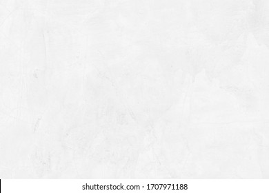 Grunge white cement, concrete wall texture background