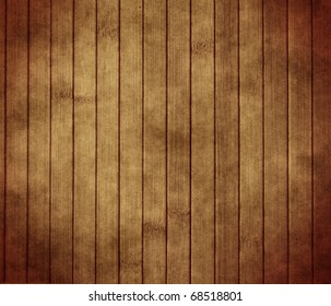 Grunge wood panels background