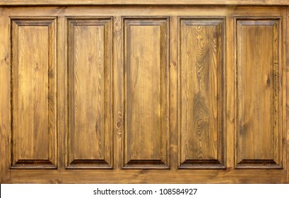 grunge wood panels used as background , old wood background