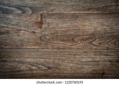 Grunge wooden texture background with copyspace