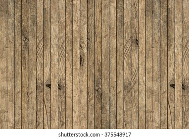 grunge yellow and brown of wood stripe vertical line panel plank background.