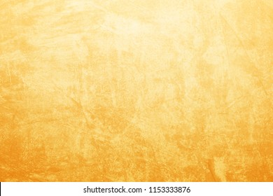 grunge  yellow concrete wall abstract  Background