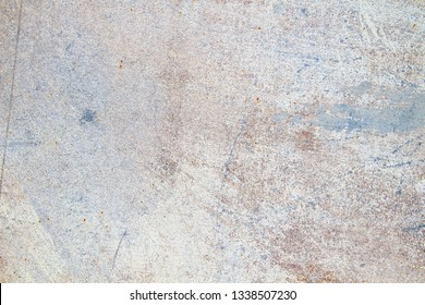 Grungy old white wall background or texture