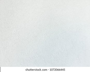 Grungy paint wall texture. Cracked concrete vintage floor background, old white painted. Background washed painting