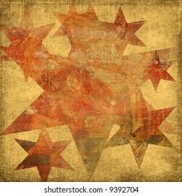 grungy stars