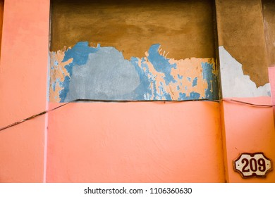 Grungy Texture for backgrounds taken in Cuba and the Caribbean