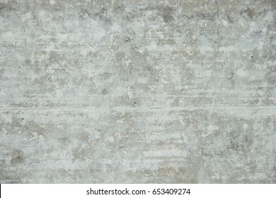 Grungy texture, grey concrete wall