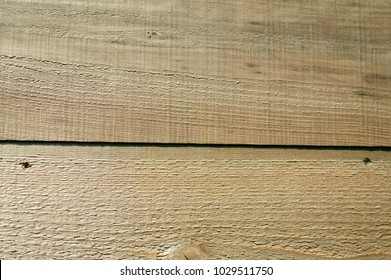 Grungy textured vintage natural surface wood pattern background with peeling paint. Close up photo