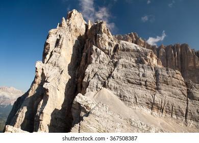 gruppo del Sorapiss, Italian dolomites