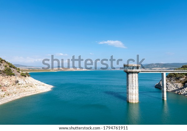 guadalcacin-reservoir-province-cadiz-and