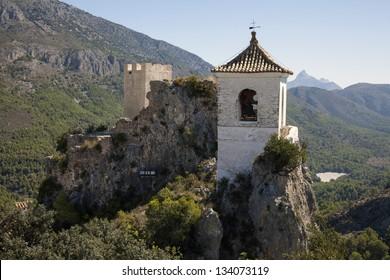 Guadalest Costa Blanca Spain