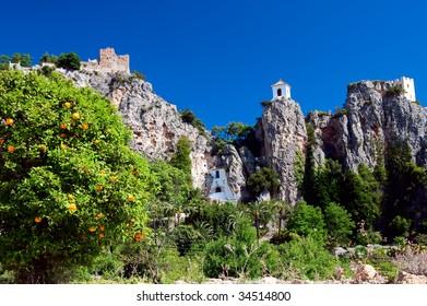 Guadalest. Spain