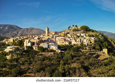 Guadalest town