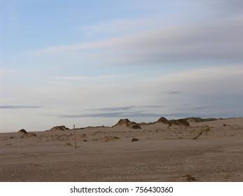 Guadalupe Dunes, California. USA