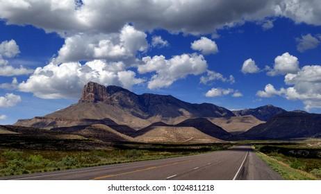 Guadalupe Mountain Range
