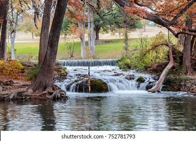 Guadalupe River at Ingram Texas