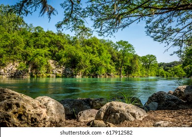 Guadalupe River New Braunfels, Texas