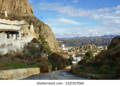 Guadix in Andalusia, Spain