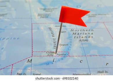 Pin guam images stock photos vectors shutterstock guam flagged on map in micronsia usa gumiabroncs Gallery