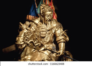 Guan yu the god of honesty