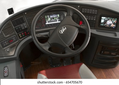 Bus Steering Wheel Images, Stock Photos & Vectors | Shutterstock