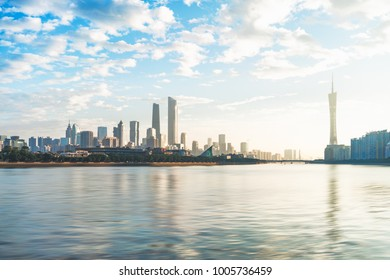 Guangzhou City Panorama
