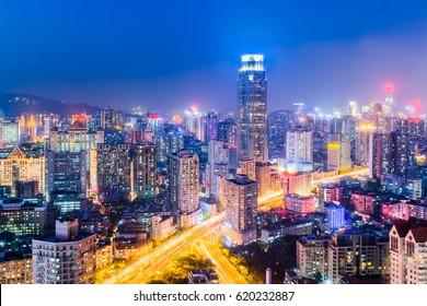 Guangzhou night