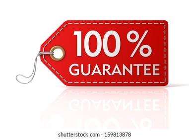 Guarantee tag isolated