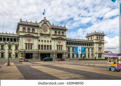 Guatemala National Palace - Guatemala City, Guatemala