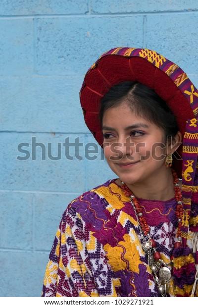 Girls Quetzaltenango