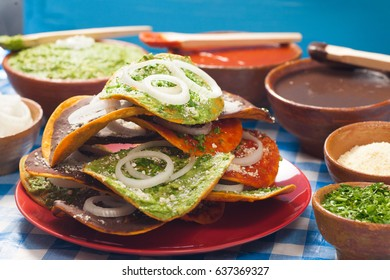 Guatemalan Food.