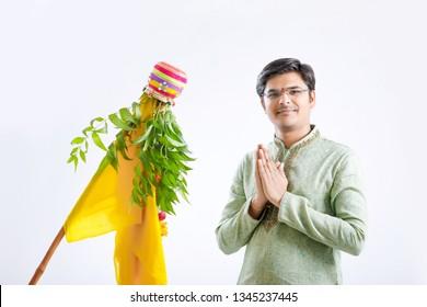 Marathi Flag Images, Stock Photos & Vectors   Shutterstock