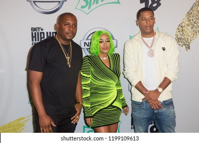 Guest and Attendees - 2018 BET HIP-HOP AWARDS in Miami Florida USA on October 6th 2018 at The Fillmore Miami Beach - Jackie Gleason Theater