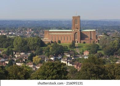 Guildford Cathedral, Surrey, UK