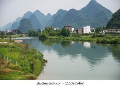 Guilin Yangshuo Yulong River