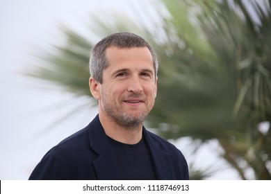 Guillaume Canet attends the photocall for the 'Sink Or Swim (Le Grand Bain)' during the 71st annual Cannes Film Festival at Palais des Festivals on May 13, 2018 in Cannes, France.