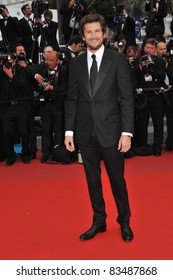"""Guillaume Canet at the premiere of Woody Allen's """"You Will Meet A Tall Dark Stranger"""" at the 63rd Festival de Cannes. May 15, 2010  Cannes, France Picture: Paul Smith / Featureflash"""