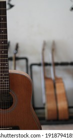 Guitar Accoustic with Steel String and good wood