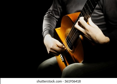 Imágenes Fotos De Stock Y Vectores Sobre Acoustic Guitar
