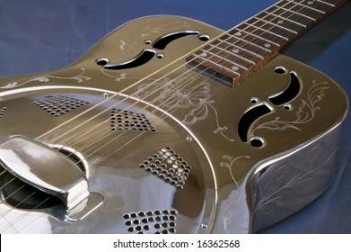 Guitar dobro