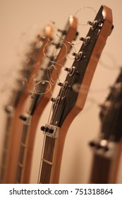 guitar handles and strings