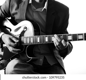 Guitar player
