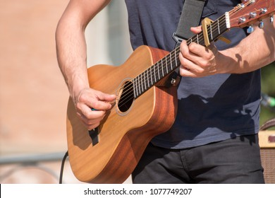 guitar players rock group summer concerts italy