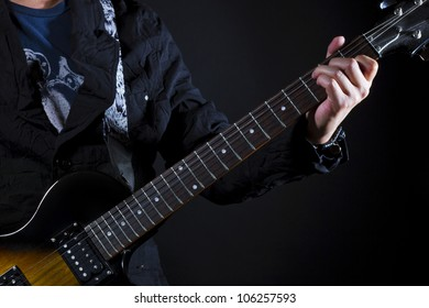 guitar power chords C